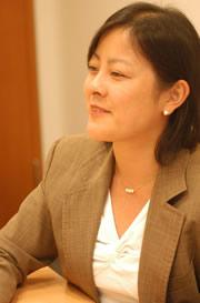 高谷 知佐子さん Photo