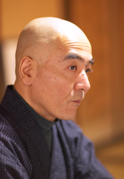 玄侑 宗久さん Photo