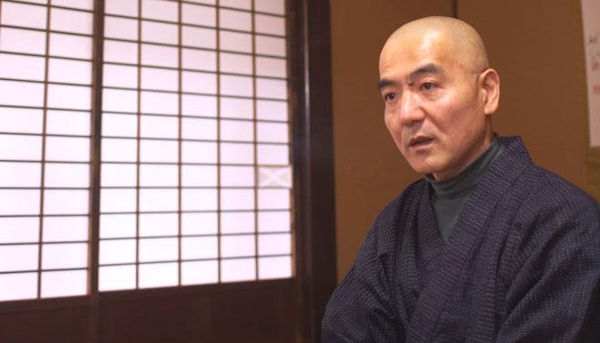 玄侑 宗久さん  僧侶・作家