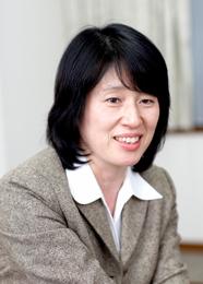 武石恵美子さん Photo