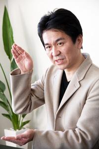 羽根 拓也さん Photo