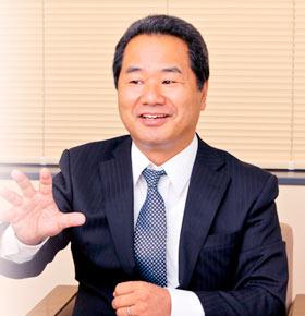 渡邉 幸義さん