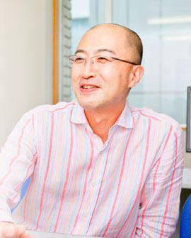 長岡 健さん