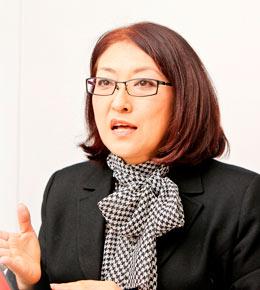 中原 孝子さん