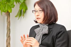 中原 孝子さん Photo