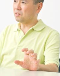 竹内 健さん Photo