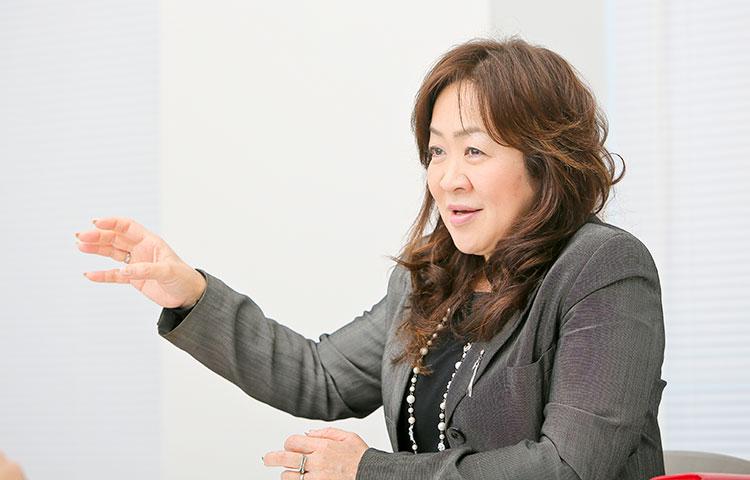 小島 貴子さん