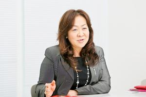 小島 貴子さん Photo