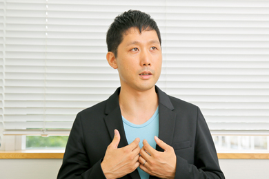 田中俊之さん Photo