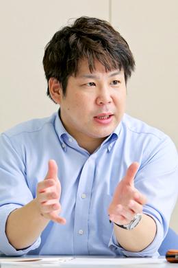 安藤至大さん Photo