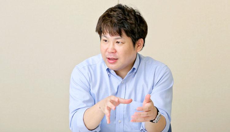安藤至大さん 日本大学総合科学研究所 准教授 Photo