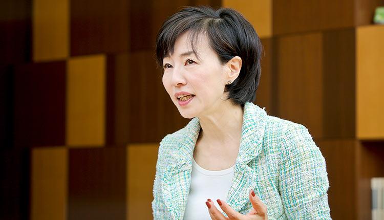 株式会社イー・ウーマン代表取締役社長 佐々木かをりさん