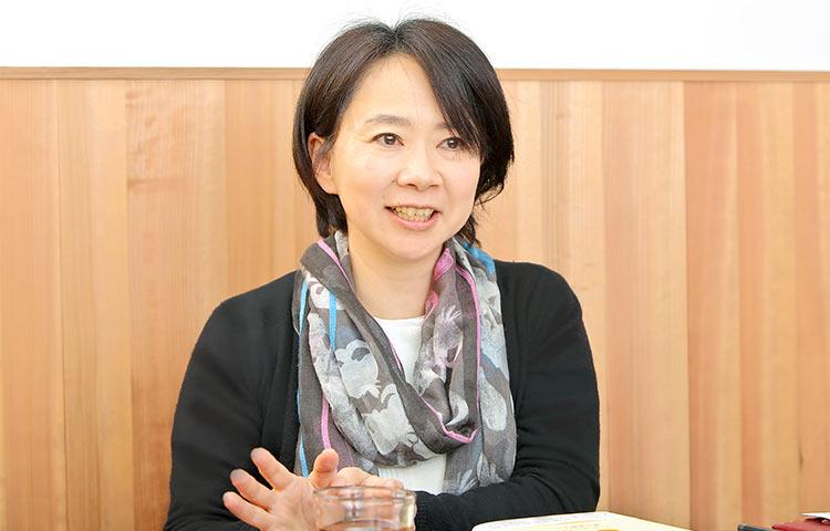 篠田 真貴子さん 東京糸井重里事務所 取締役CFO