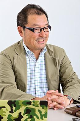 日向野 幹也さん 早稲田大学 Photo