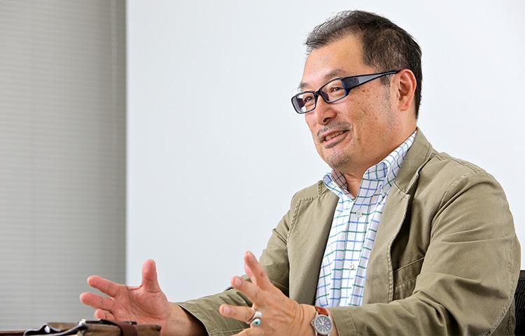 石日向野 幹也さん 早稲田大学 Photo