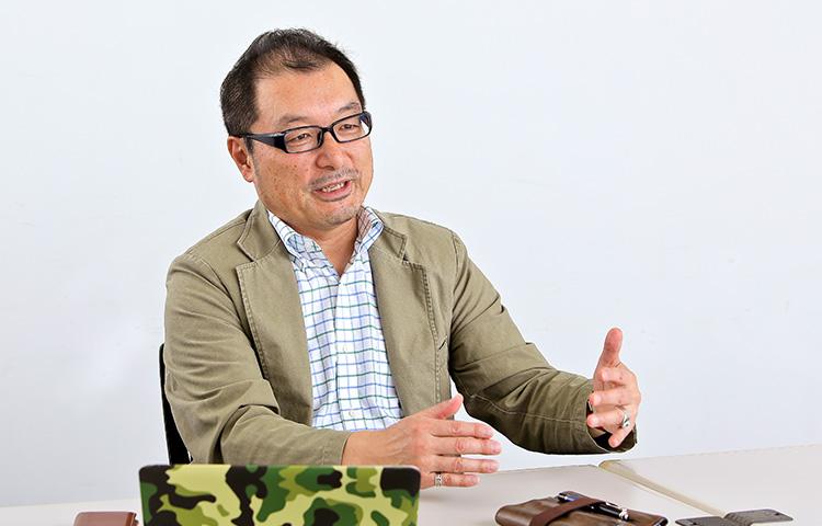 日向野 幹也さん 早稲田大学 大学総合研究センター