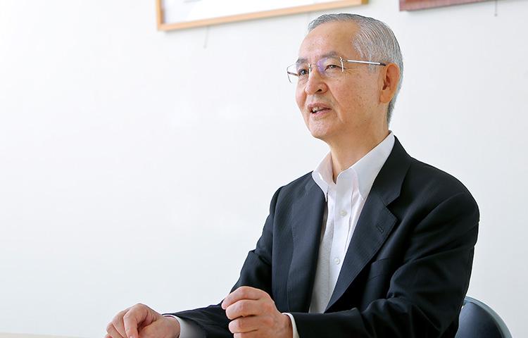 斉之平 伸一さん 三州製菓株式会社 代表取締役社長
