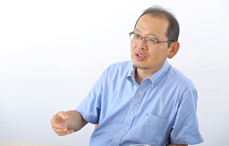 前野 隆司さん 慶應義塾大学大学院 システムデザイン・マネジメント研究科 研究科委員長・教授