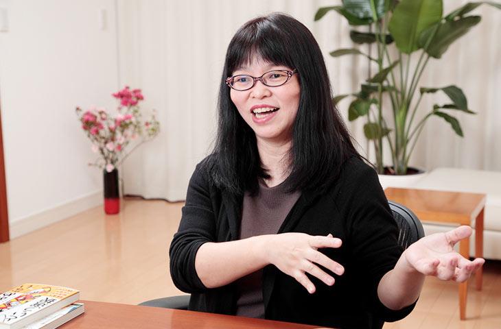奥田浩美さん 株式会社ウィズグループ 代表取締役