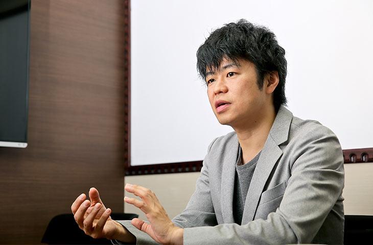 井上智洋さん 駒澤大学経済学部 准教授