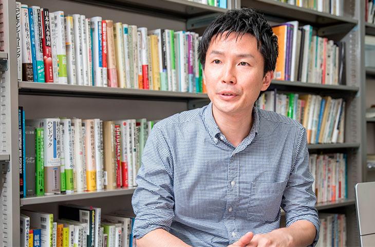 森永雄太さん 武蔵大学 経済学部経営学科 准教授