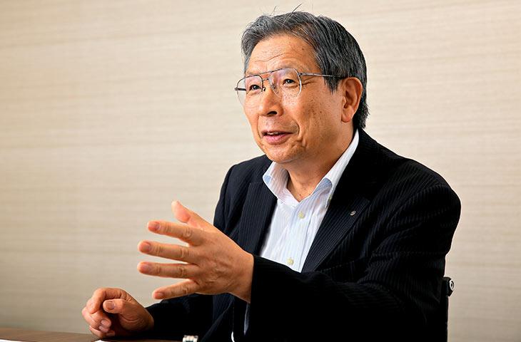 近藤宣之さん 株式会社日本レーザー 代表取締役社長