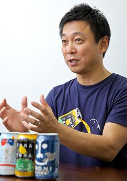 井手直行さん 株式会社ヤッホーブルーイング 代表取締役社長