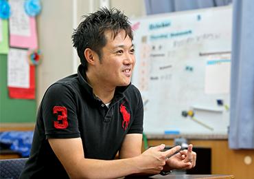 沼田 晶弘さん 東京学芸大学附属世田谷小学校 教諭