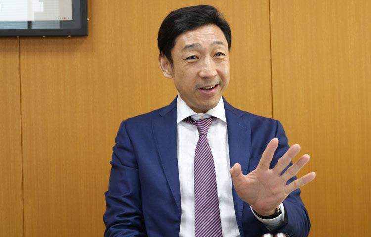 株式会社船橋屋 代表取締役社長 渡辺雅司さん