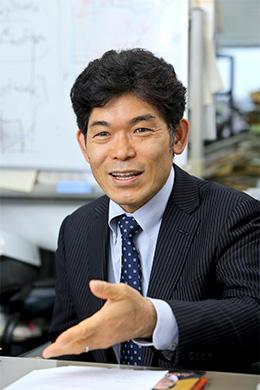 柳川 範之さん(東京大学大学院経済学研究科・経済学部 教授)