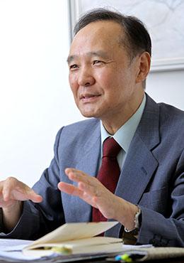 青山学院大学 経営学部 教授 山本寛さん