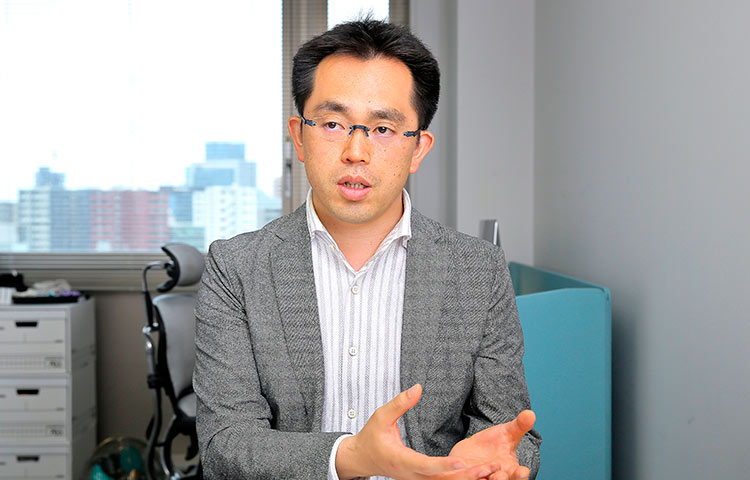 稲水伸行さん(東京大学大学院 経済学研究科 准教授)