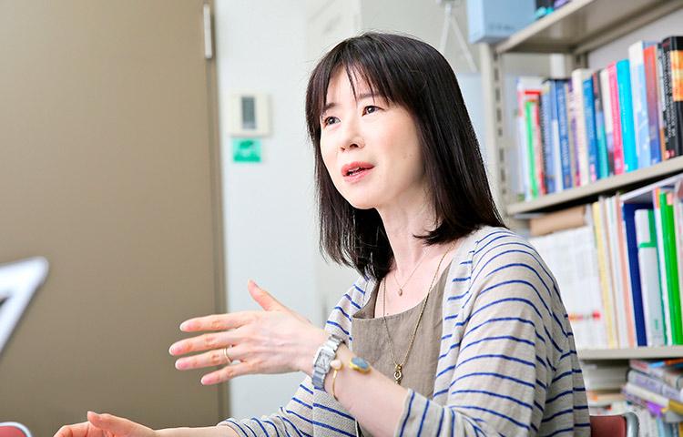 黒田祥子さん(早稲田大学 教育・総合科学学術院 教授)