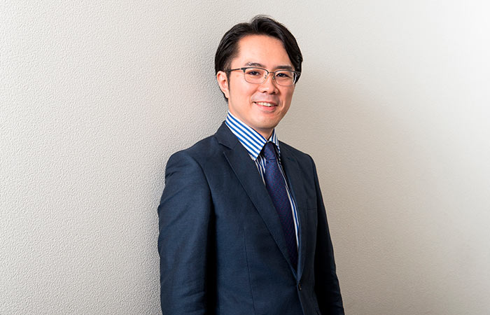 宇田川元一さん(埼玉大学経済経営系大学院 准教授)