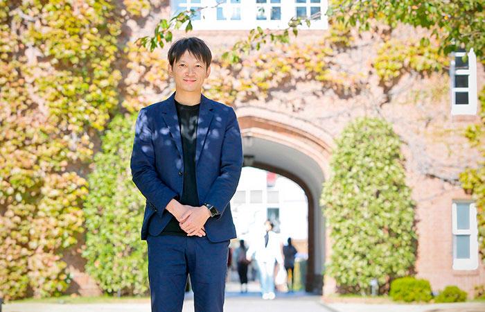 田中 聡さん(立教大学 経営学部 助教/パーソル総合研究所 フェロー)