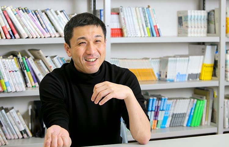 中原 淳さん 立教大学 経営学部 教授