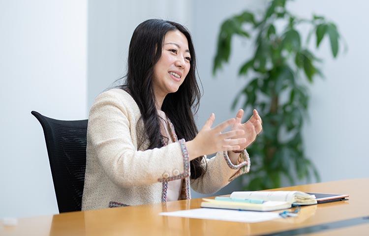 富永京子さん(立命館大学 産業社会学部 准教授)