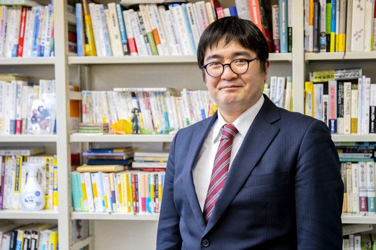 川上淳之さん(東洋大学 経済学部 経済学科 准教授)