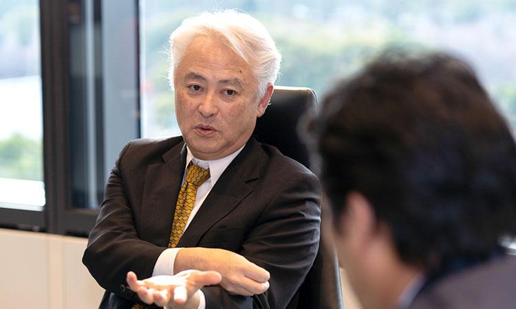 田中 研之輔さん(法政大学 キャリアデザイン学部 教授)