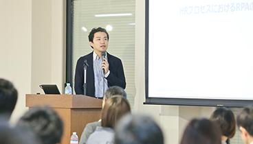 アクセンチュア株式会社 人事部 リクルーティング 新卒採用チームリード 佐藤優介氏