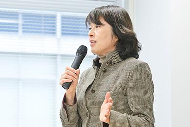 武石 恵美子氏(法政大学 キャリアデザイン学部 教授)