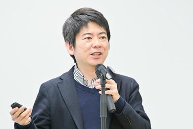源田 泰之氏(ソフトバンク株式会社 人事本部 採用・人材開発統括部 統括部長)