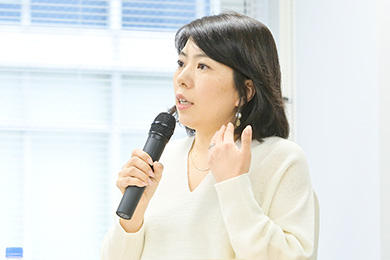 谷本 美穂氏(GEジャパン株式会社 執行役員 人事部長)