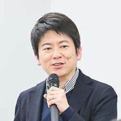 源田 泰之氏(げんだ やすゆき)