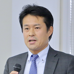 田中研之輔氏(たなか けんのすけ)