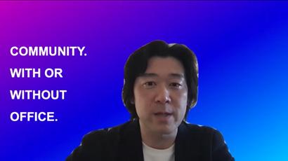 八代 茂裕氏(Facebook Japan株式会社 人事統括 (Head of Human Resources)