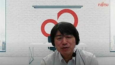 平松 浩樹氏(富士通株式会社 執行役員常務CHRO)