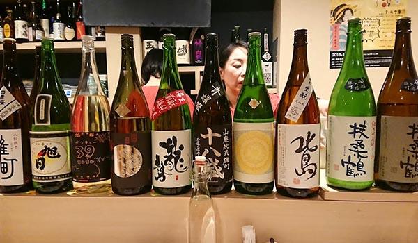 まめ農園で栽培された雄町米で醸された酒のみを集めたイベント、痺れる企画