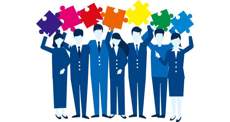 """組織・チームにおける人材の多様性を""""Work Role""""から考える"""