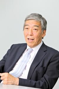 河合塾マナビス 代表取締役社長 岩田一彦さん
